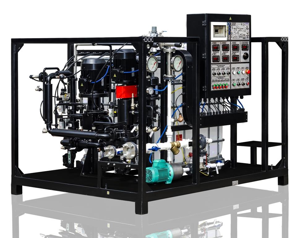 Bitumen Units