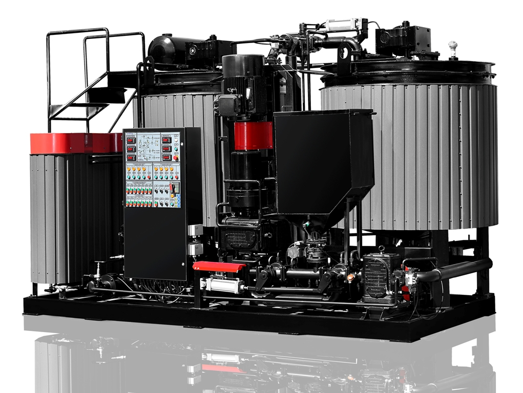 Polymer Modified Bitumen Plant UMB-6