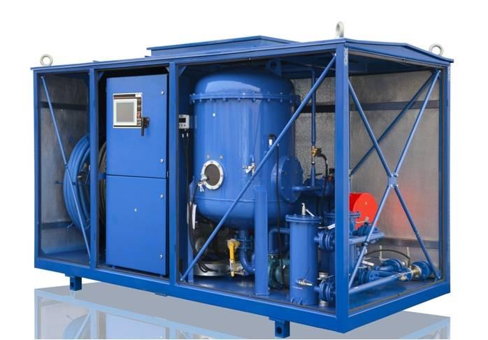 Transformer Oil Degassing plant CMM-6D
