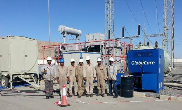 Mojave Hot Air Drying Unit Commissioned in Oman